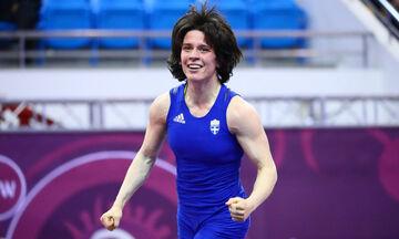 Μαρία Πρεβολαράκη: Εξασφάλισε την τρίτη συμμετοχή της σε Ολυμπιακούς Αγώνες