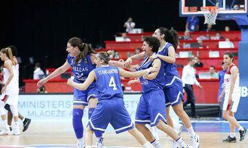 Εθνική Γυναικών Μπάσκετ: Στην Χαλκίδα τα προκριματικά του Ευρωμπάσκετ