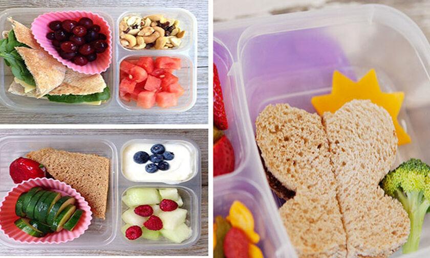 Υγιεινά σνακ για το σχολείο - και όχι μόνο