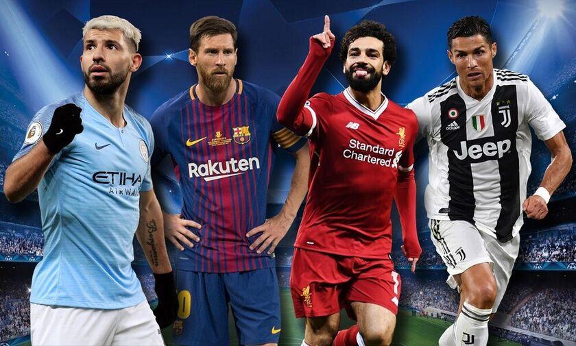 Champions League: Οι αποδόσεις των μπουκ για την κατάκτηση του τροπαίου!