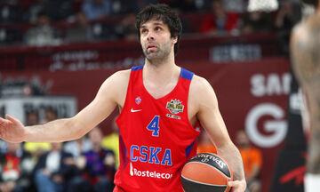 Μίλος Τεόντοσιτς:«Xαίρομαι που στην Ιταλία βρίσκονται και άλλες μεγάλες προσωπικότητες του μπάσκετ»
