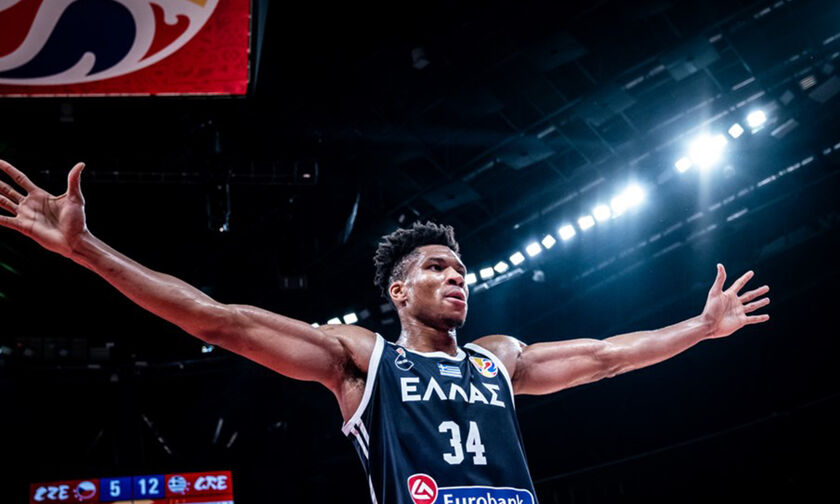 Mundobasket 2019: Mε Αντετοκούνμπο οι δέκα καλύτερες φάσεις (vid)