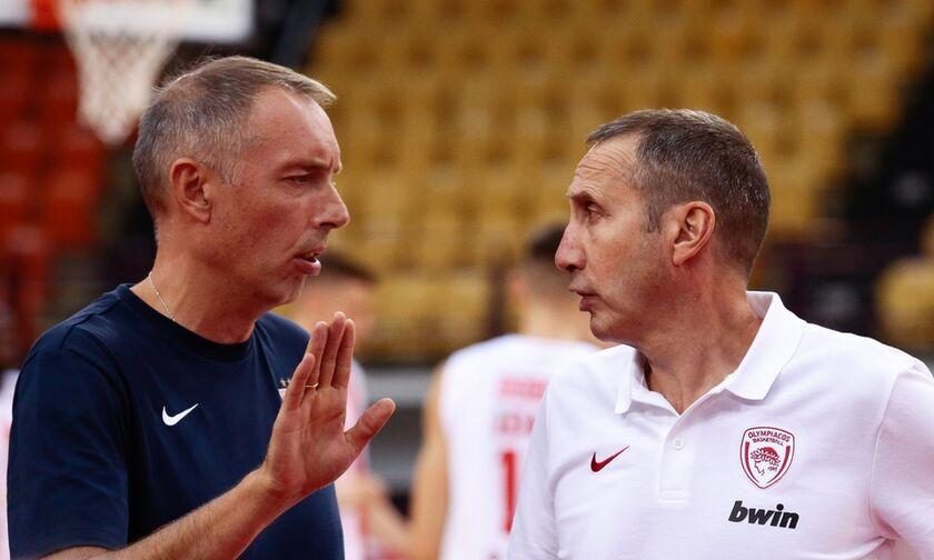 Ολυμπιακός - Ερυθρός Αστέρας: H επιστροφή του Μίλαν Τόμιτς ως αντίπαλος στο ΣΕΦ (pic)