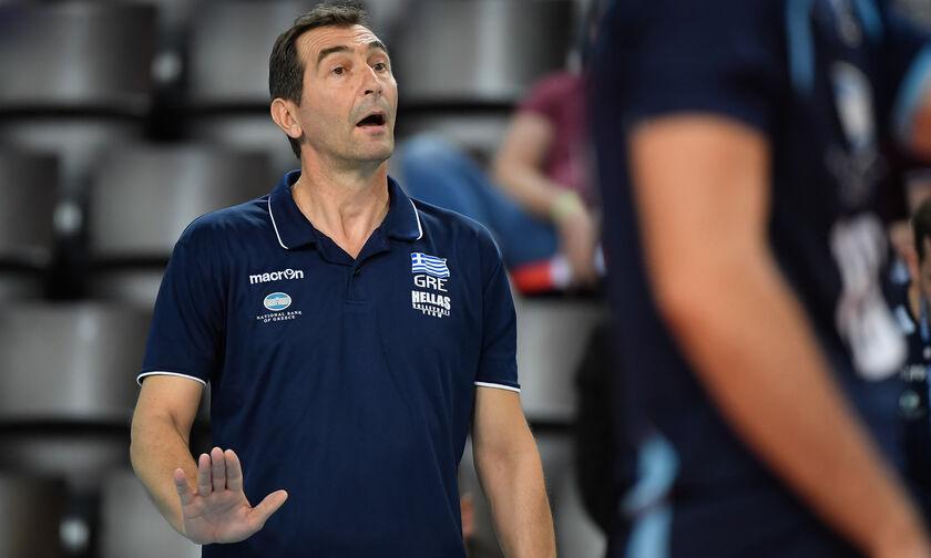 Ευρωβόλεϊ 2019 - Ανδρεόπουλος: «Μείναμε από ενέργεια»