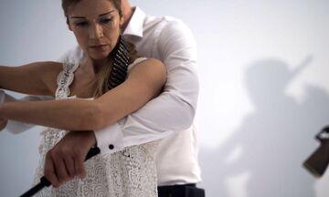 Χορός της φωτιάς στο Δημοτικό Θέατρο Πειραιά (pic, vid)