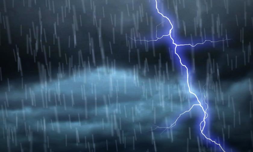 EMY-Έκτακτο Δελτίο Επιδείνωσης Καιρού: Καταιγίδες, χαλαζοπτώσεις, ισχυροί άνεμοι, πτώση θερμοκρασίας