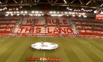 ΠΑΕ Ολυμπιακός: «We rule this land» (vid)