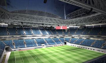 Champions League: Τα γήπεδα των τελικών 2021, 2022, 2023