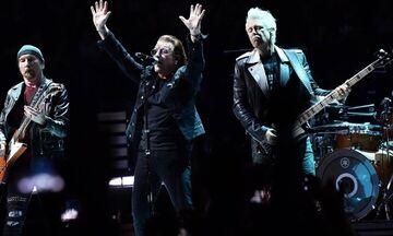 Πρώτη εμφάνιση των U2 στην Ινδία