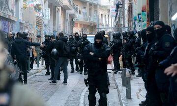 Νέα επιχείρηση της αστυνομίας σε κτίριο υπό κατάληψη