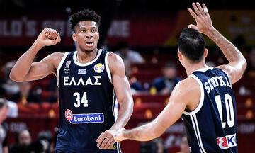 FIBA: Έβδομη στην παγκόσμια κατάταξη η Ελλάδα! (pic)