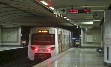 Άνδρας στις γραμμές του Μετρό στον Άγιο Δημήτριο - Διακόπηκαν τα δρομολόγια
