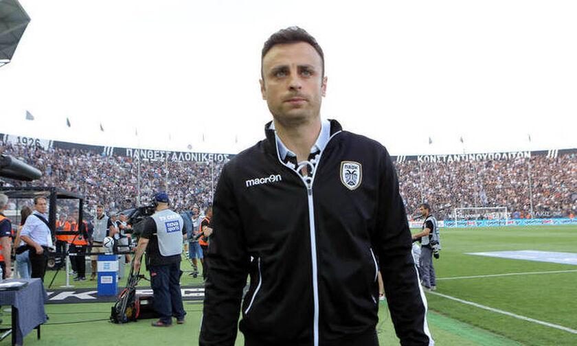 O Mπερμπάτοφ αποσύρθηκε και ευχαρίστησε (και) τον ΠΑΟΚ: «Δεν ήταν εύκολο να δουλέψουν μαζί μου»