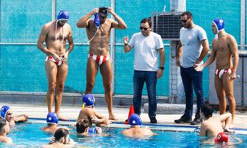 Τουρνουά πόλο ΣΕΔΥ: Δύο στα δύο ο Ολυμπιακός, 19-7 το ΝΟ Χανίων