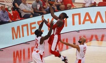 Ολυμπιακός - Ερυθρός Αστέρας 71-73: Δεύτερη ήττα από τους Σέρβους και πρώτο «καμπανάκι»