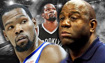 Μάτζικ vs Ντουράντ: Η νέα κόντρα του NBA!