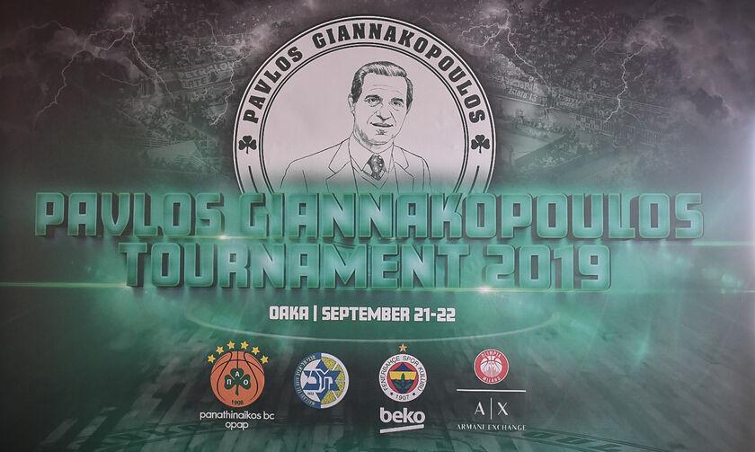 Πρεμιέρα στο 2ο τουρνουά «Παύλος Γιαννακόπουλος»