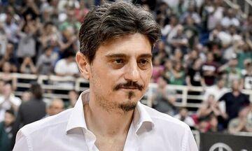 Γιαννακόπουλος ενόψει Ολυμπιακού: «Στην άκρη τα συνδεσμιακά, όλα για την επιβίωση του Παναθηναϊκού»