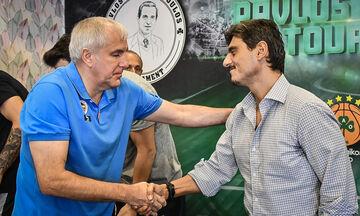 Ξεκινά το 2ο τουρνουά «Παύλος Γιαννακόπουλος»