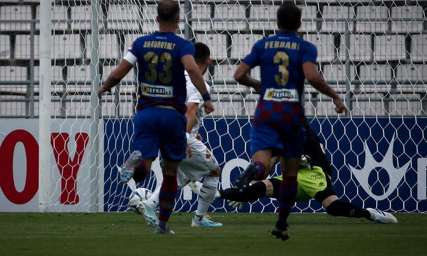 Βόλος - ΟΦΗ 1-0: Ο Τόρες έλυσε τον γρίφο (highlights)