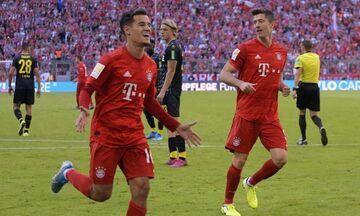 Μπάγερν Μονάχου - Κολωνία 4-0 «Ρετιρέ», εν.. αναμονή οι Βαυαροί!