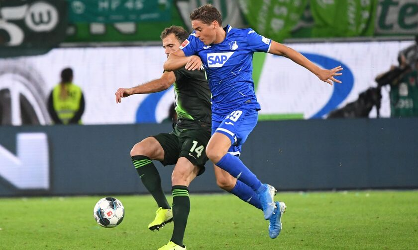 Bundesliga: Έμειναν στο 1-1 Βόλφσμπουργκ και Χόφενχαϊμ (αποτελέσματα, highlights)