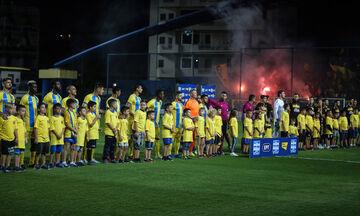 Παναιτωλικός - ΑΕΚ: Γιατί δεν έπαιξαν οι ποδοσφαιριστές το 1ο λεπτό! (vid)