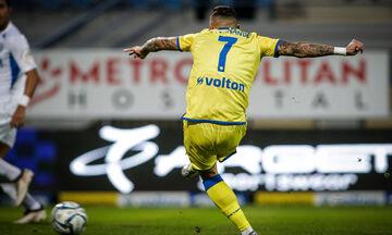 Αστέρας Τρίπολης - Ατρόμητος 2-1: Ο Μαρκ Φερνάντες έδωσε τους πρώτους βαθμούς