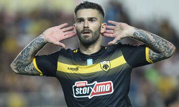 Παναιτωλικός - ΑΕΚ 0-1: Απόδραση με Λιβάγια (highlights)