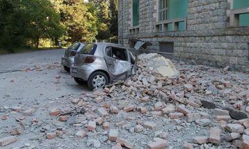 Πληγές άφησε πίσω του ο Εγκέλαδος στην Αλβανία - Περισσότεροι από 100 τραυματίες, σπίτια με ζημιές