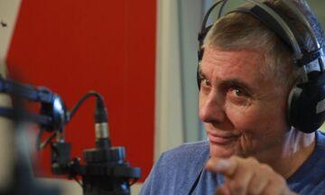 One TV: Τράγκας όπως Βερύκιος στο κανάλι του Βαγγέλη Μαρινάκη