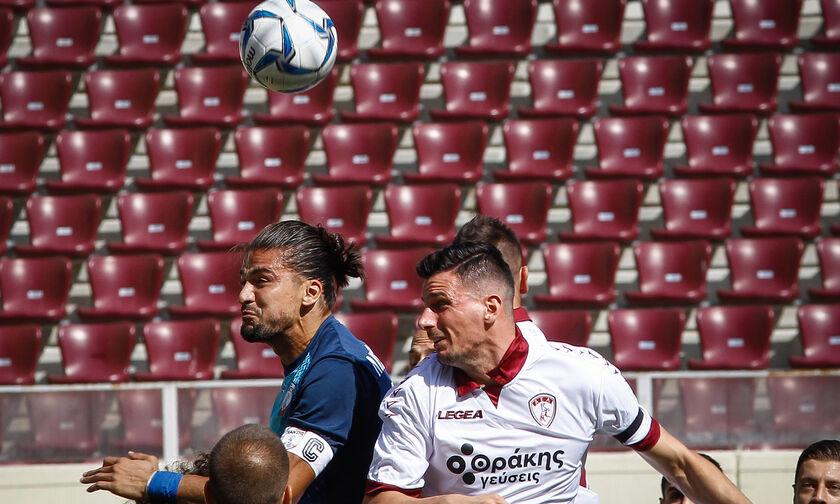 ΑΕΛ - Ξάνθη: Το γκολ του Μιλοσάβλιεβιτς για το 2-0 (vid)