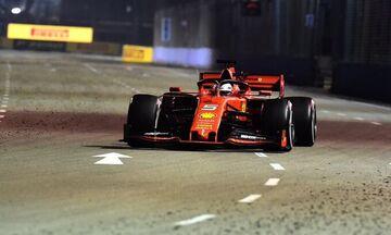 Grand Prix Σιγκαπούρης: Πρώτη φετινή νίκη για τον Φέτελ
