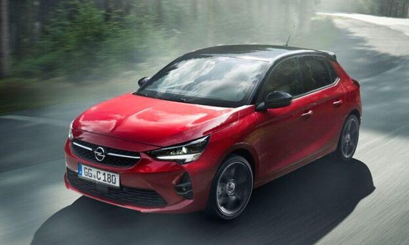 Νέο σπορτίφ Opel Corsa GS Line