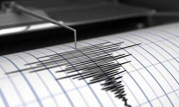 Σεισμός τώρα στη Χάλκη