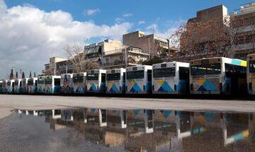 «Χειρόφρενο» σε λεωφορεία, τρόλεϊ και ΗΣΑΠ - Πως κινούνται τα υπόλοιπα μέσα μεταφοράς
