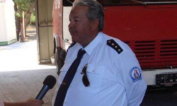 Εθελοντής πυροσβέστης γλύτωσε από την πυρκαγιά στο Μάτι κι έχασε τη ζωή του σε τροχαίο στη Ν. Μάκρη