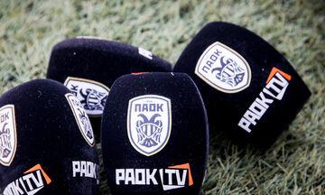 Eξώδικα το PAOK TV σε καταστηματάρχες και πειρατικές ιστοσελίδες!