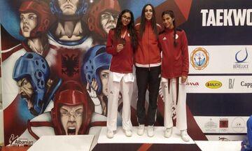 Τae Kwnon Do: Χάλκινη η Σούμπαση του Ολυμπιακού, στους «16» η Σεγρεδάκη!
