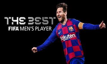 FIFA awards: Κορυφαίος του κόσμου ο Μέσι