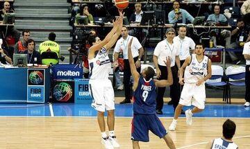 Η επική νίκη της Ελλάδας επί της Γαλλίας στο Ευρωμπάσκετ του 2005