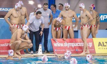 Πόλο: Πότε θα διεξαχθεί το Ολυμπιακός - Βουλιαγμένη για το Super Cup