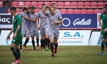 Βέροια - Λεβαδειακός 3-0: Πρόκριση με μεγάλη εμφάνιση από τους Βεροιώτες