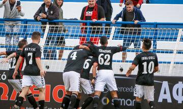 Ιωνικός - Παναχαϊκή 1-2: Επίθεση οπαδών σε προπονητή και παίκτες της πατρινής ομάδας