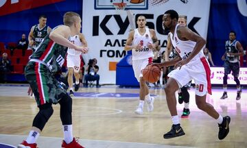 Ούνικς Καζάν - Ολυμπιακός 66-70: Tα highlights του αγώνα