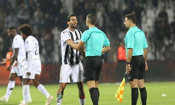 Ο Σιδηρόπουλος είδε 30 εισβολείς στην Τούμπα, 2 πυρσούς και κανέναν τραυματία!