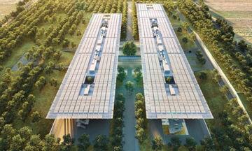 Ίδρυμα «Σταύρος Νιάρχος», Renzo Piano και Νοσοκομείο Κομοτηνής
