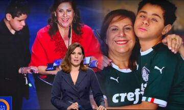 Βραβεία FIFA: Μια μητέρα και ο αόμματος γιος της οι κορυφαίοι φίλαθλοι του κόσμου! (vid)