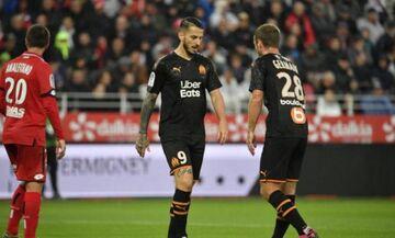 Ligue 1: «Γκέλα» της Μαρσέιγ με την ουραγό Ντιζόν