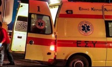 Aυτοκίνητο στη Χίο παρέσυρε ηλεκτρικό πατίνι κι εξαφανίστηκε - Σε κρίσιμη κατάσταση ο οδηγός